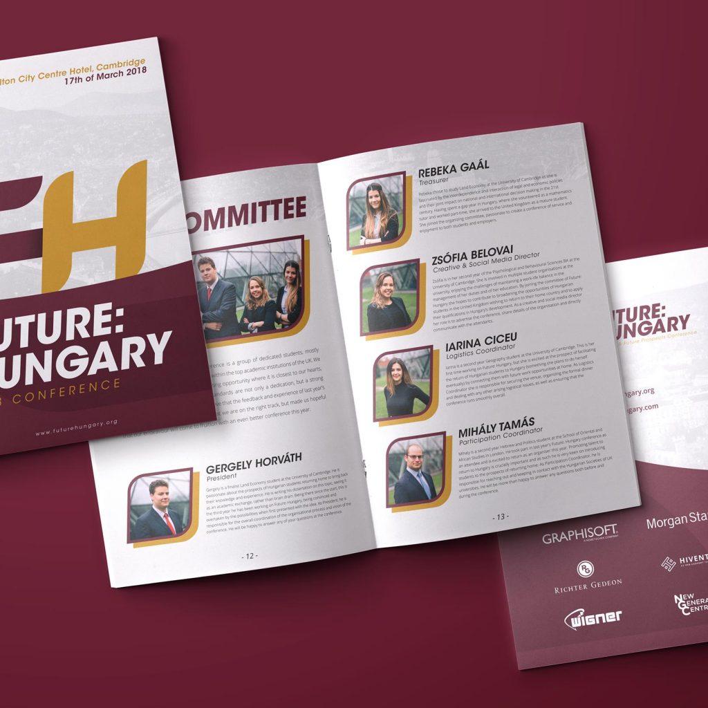 Future Hungary Konferencia 2017 Katalogus