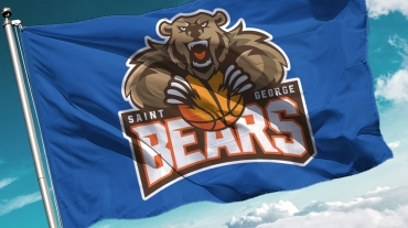 Saint George Bears zaszlo