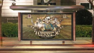 MMDSZ Diaknapok Banner